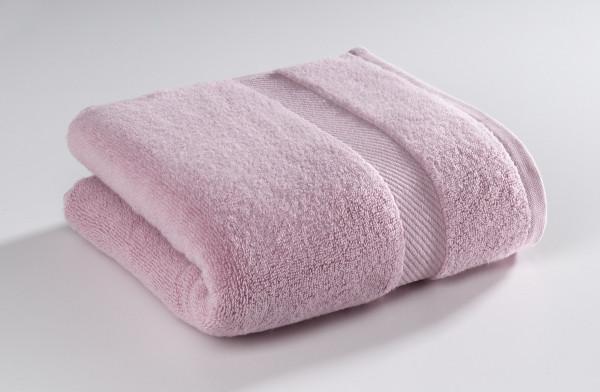 Handtuch rose (BL 50x100 cm)