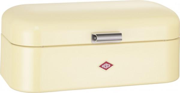 Brotkasten Grandy mandel beige WESCO (BHT 42x17x23 cm)