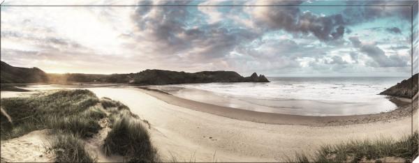 Leinwand Canvas Beach