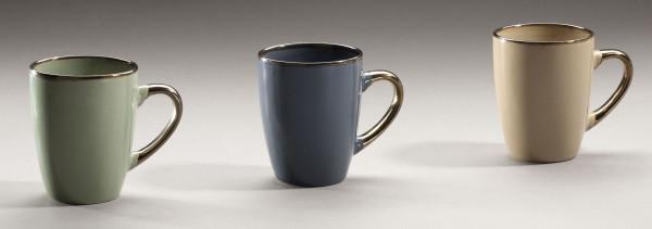 Kaffeebecher beige