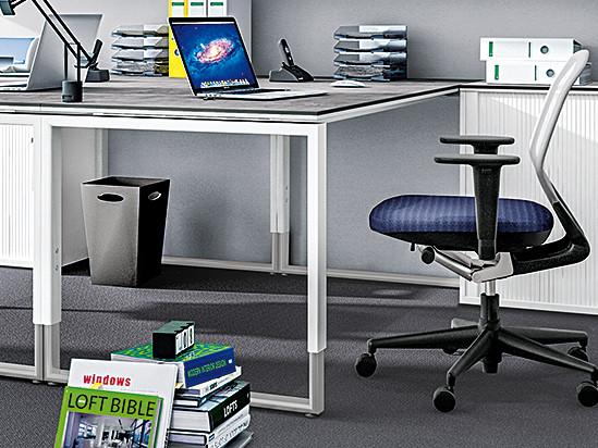 Schreibtisch Objekt Plus