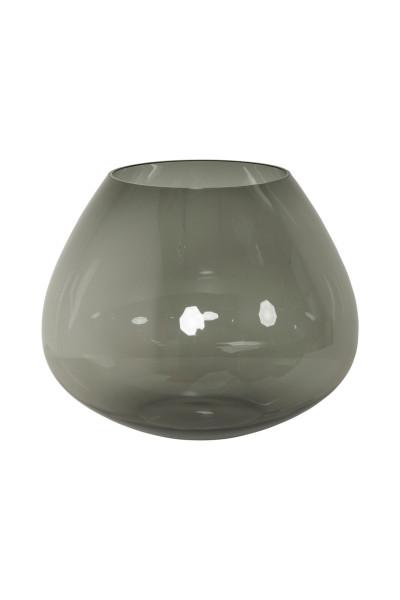 Vase Smoke Round