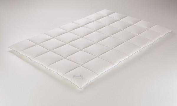 Daunenbett ALICE extra warm (BL 155x220 cm)