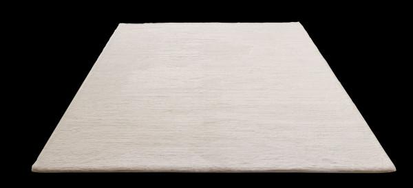 Teppich PLUSH Creme (BL 70x140 cm)