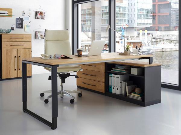 Schreibtischkombi Objekt Pur