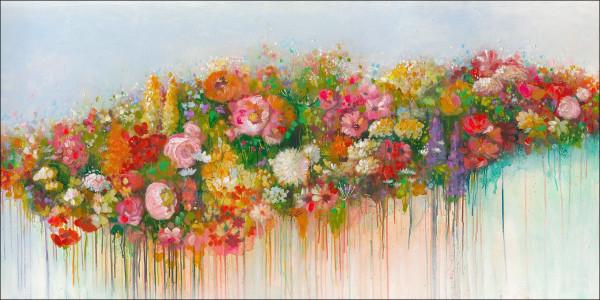 Originalbild ABSTRACT FLOWERS