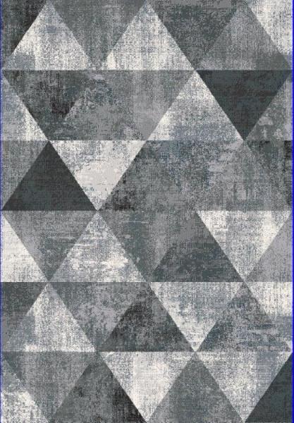 Teppich VINTAGE grau