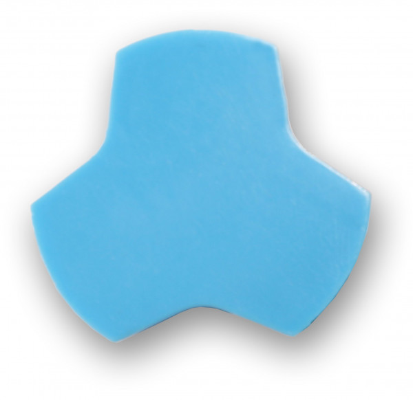 Speichenkappen blau 10038-90B