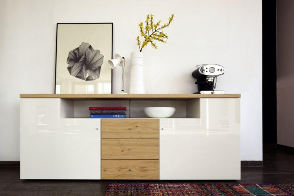Sideboard HÜLSTA now! Time