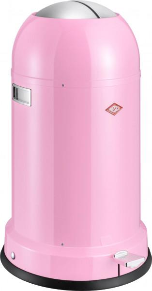 Abfalleimer Kickmaster rosa/pi