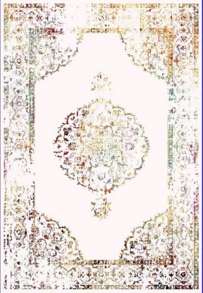 Teppich VINTAGE weiß