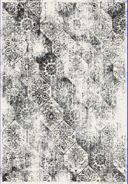 Teppich VINTAGE grau (BL 80x150 cm)