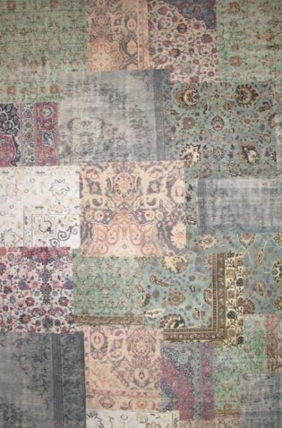 Colored Patch 99 bunt (LB 200x290 cm)