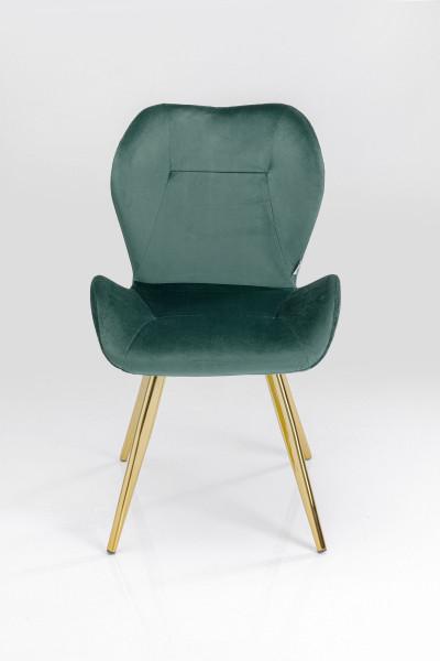 Designstuhl Viva Green