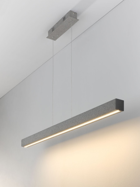 Pendelleuchte (BHT 120x150x6 cm)