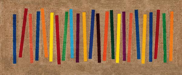 Fußmatte Mixed Stripes