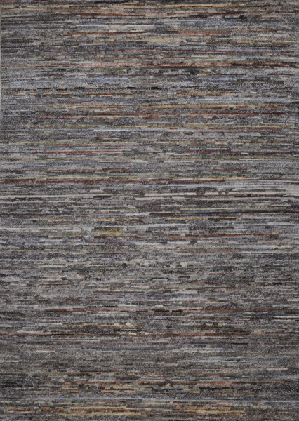 Teppich Fangri grau