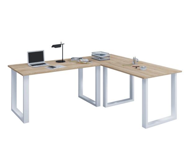 Eck-Schreibtisch LONA