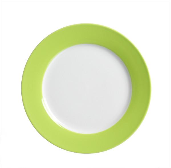 Dessertteller Doppio grün