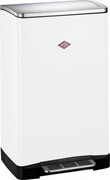 Abfalleimer One Boy weiß (BHT 40,5x65x34,5 cm)