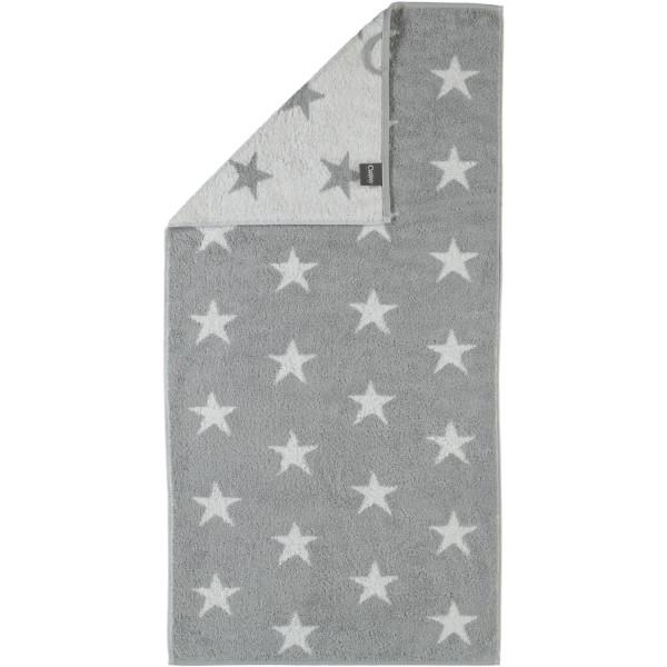 Handtuch smallSTARS silber (BL 50x100 cm)