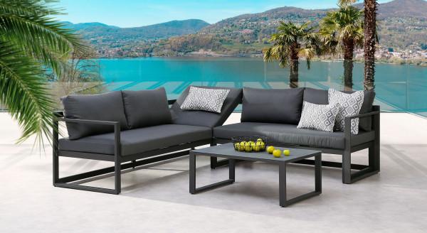 Lounge-Gruppe Rhodos 3-tlg.