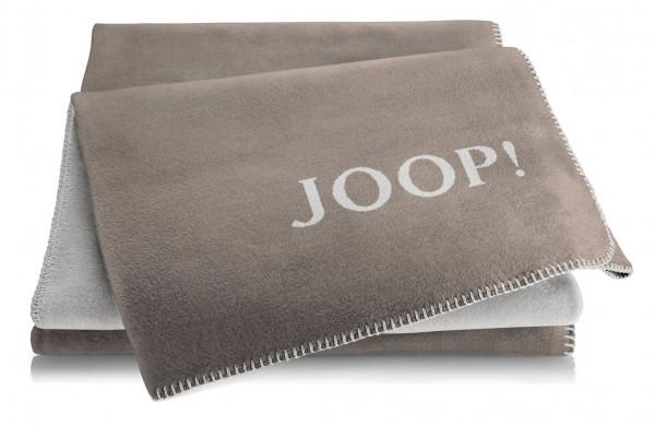 Wohndecke JOOP! Taupe-Rauch (BL 150x200 cm) (BL 150x200 cm)