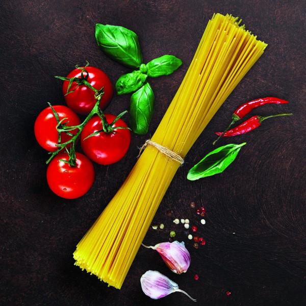 Leinwand Pasta dreams I