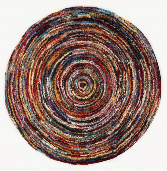 Webteppich Funny Round (D 200 cm)