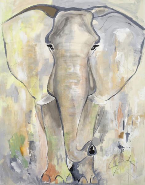 Original Gade Elephant Day (LB 90x120 cm)