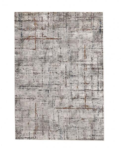 Teppich BASEL DESIGN 1 grau