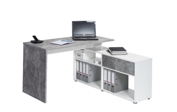 Schreib-und Computertisch