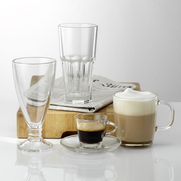 Eiskaffeeglas-Set COFFEE SELEC