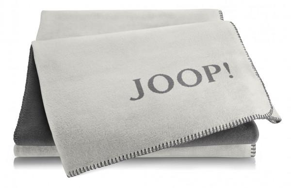 Wohndecke JOOP! Rauch-Schiefer (BL 150x200 cm) (BL 150x200 cm)