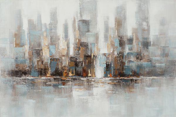 Bild Skyline (LB 80x120 cm)
