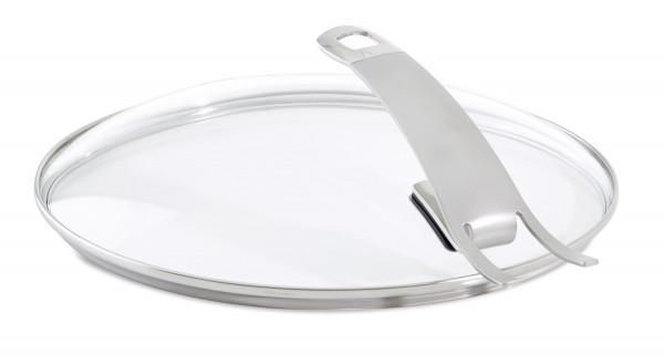Güteglasdeckel Premium (D 24 cm)