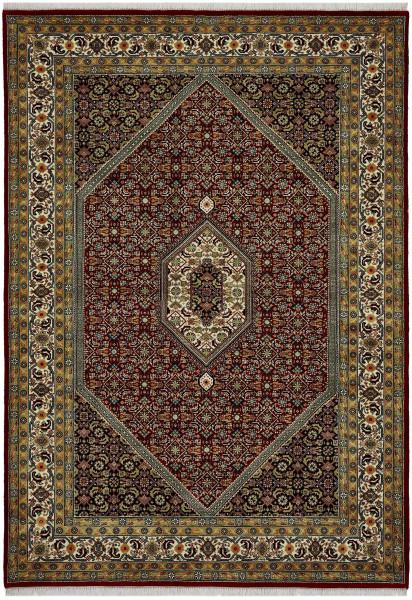 Teppich Classic Bidjar rot