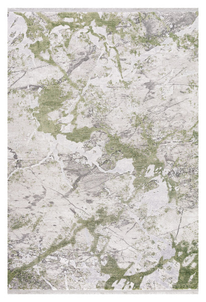 Teppich SANAT RESIM grün