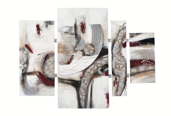 Bild Collage (LB 100x134 cm)