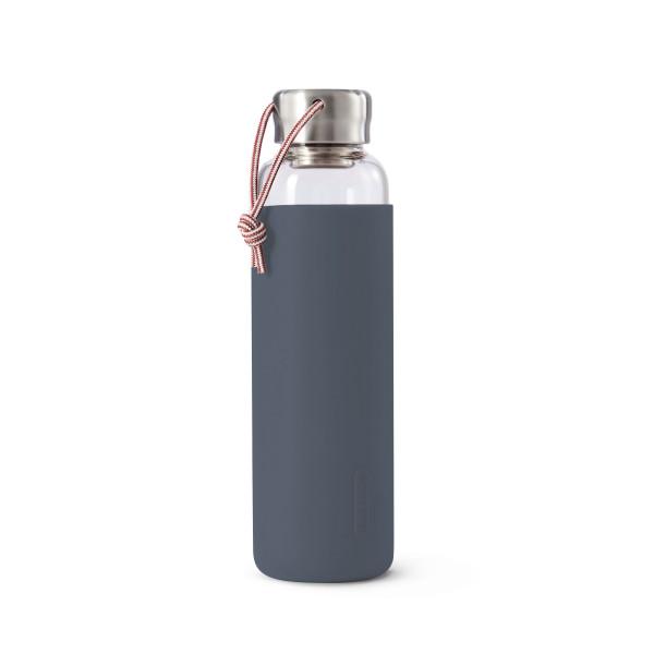 Wasserflasche black+blum schiefer