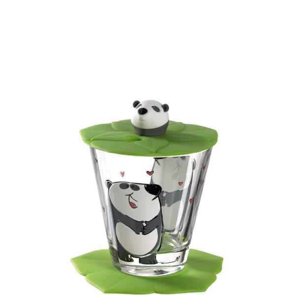 Kindertrinkset Panda BAMBINI