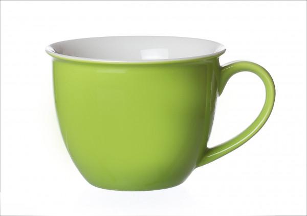 Jumbo Obere Doppio grün (BHT 11x11x9 cm)