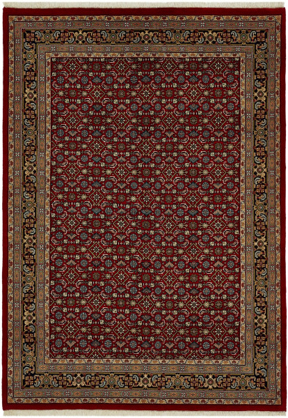 Teppich Benaras Herati rot