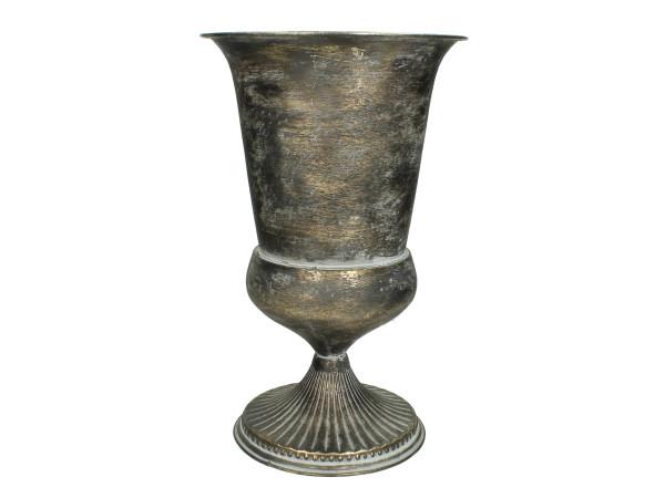Vase/Schale auf Fuß