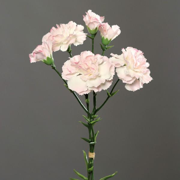 Kunstblume Nelkenpick rose