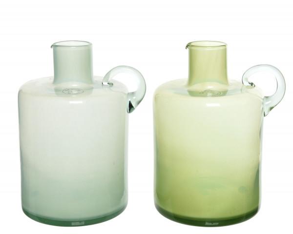 Glasflasche MYKONOS