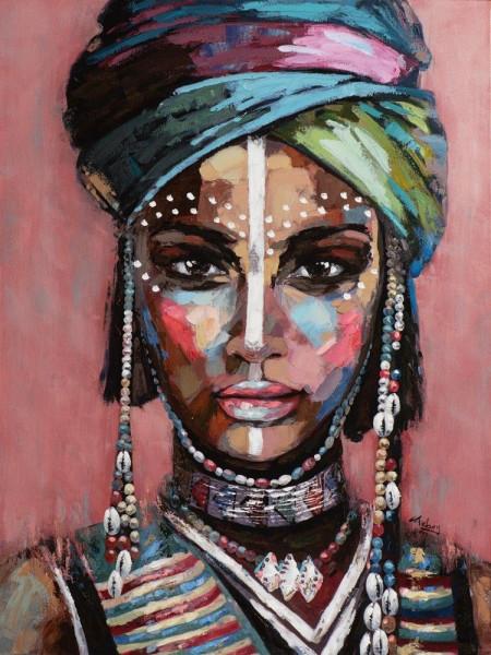 cultur woman (LBH 90x120x3,5 cm)