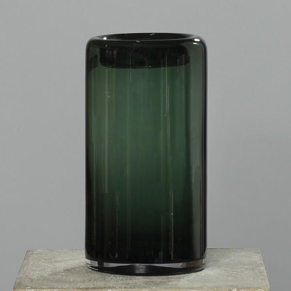 Vase grün