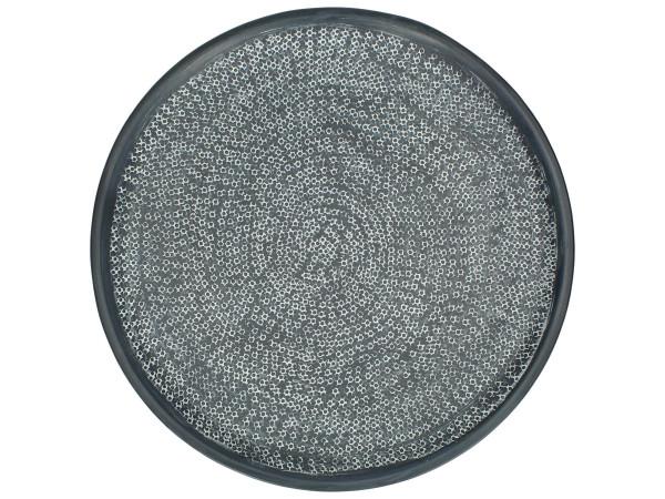 Platte schwarz (DH 48x3,5 cm)