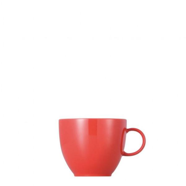 Kaffeetasse new red